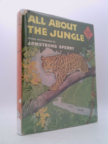 All about the jungle (Allabout books, 29)