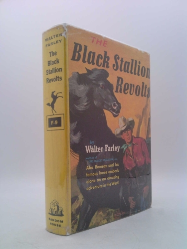 The Black Stallion Revolts with dust jacket