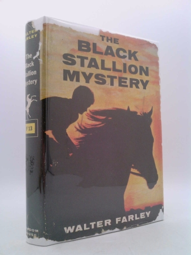 The Black Stallion Mystery First Edition