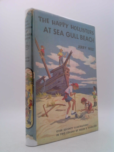 The Happy Hollisters at Sea Gull Beach (The Happy Hollisters, No. 3)
