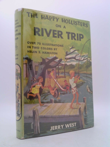 The Happy Hollisters on a River Trip (The Happy Hollisters, No. 2)