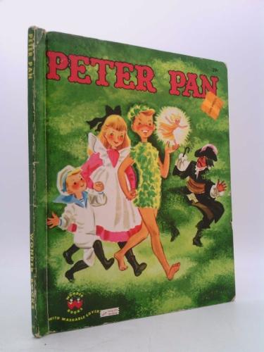 Peter Pan ( Wonder Book 35c)