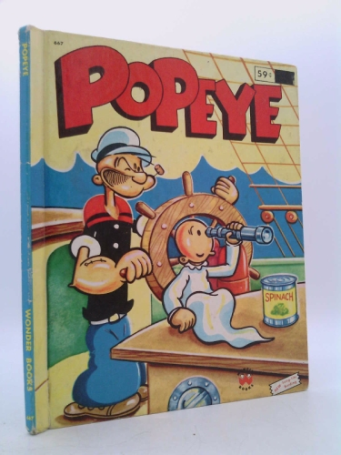 Popeye (Wonder Books #667)