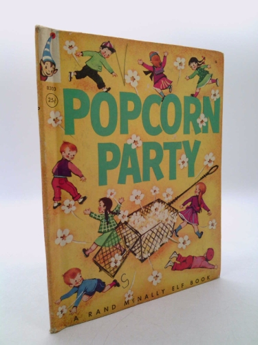 Popcorn Party [Book Elf book #468]